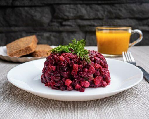Булкаешька-салат-винегрет