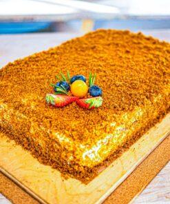 Булкаешька-торт-Морковный