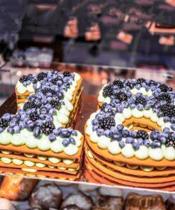 Булкаешька-торт-Цифры