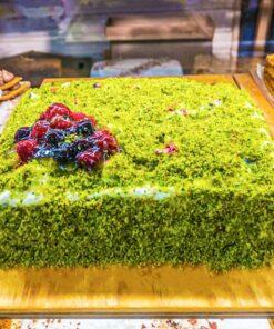 Булкаешька-торт-Зеленый-мох
